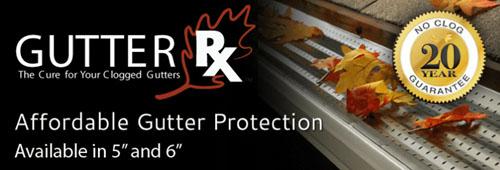 GutterRX Banner