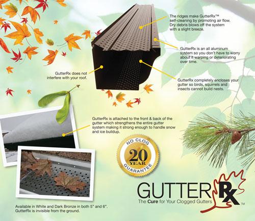GutterRX Brochure