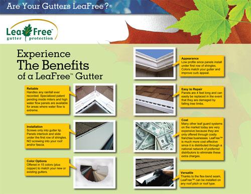 LeaFree Brochure